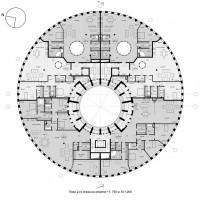 14 План типового этажа